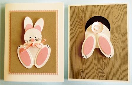 Bunny x 2