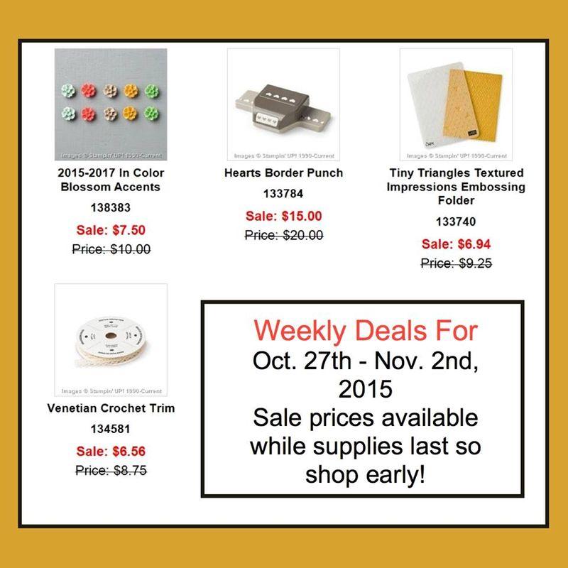 Oct 27 to Nov 2 Sale