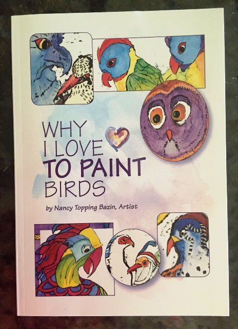 Why I Love to Paint Birds