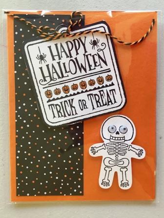 SWAP Halloween tag