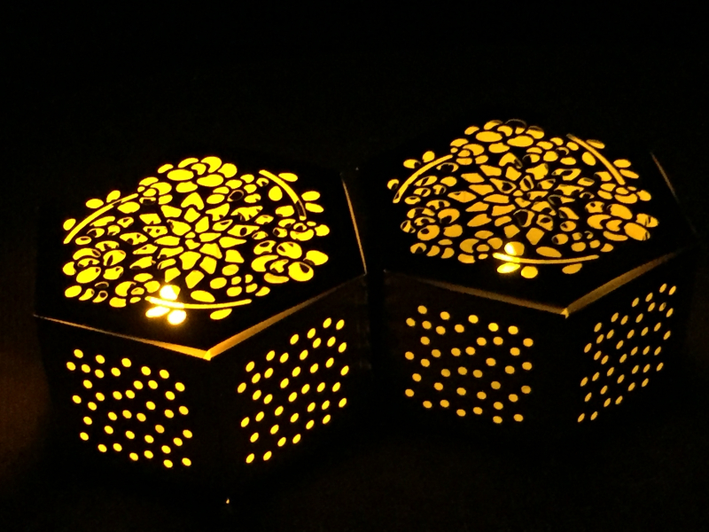 Box as luminary