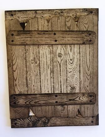 Barn door card 1