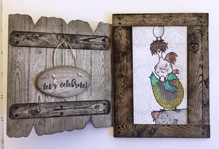 Barn door card 2