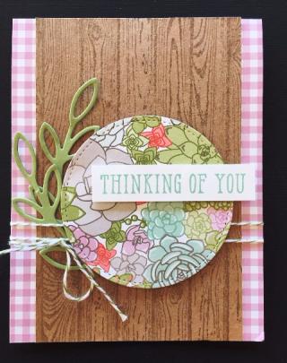 Card from Shelli & Sara