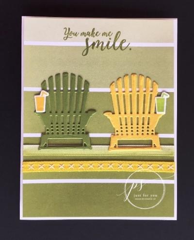 Chairs You Make Me Smile