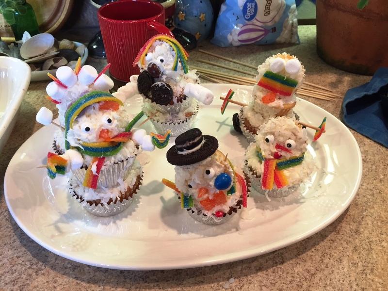 Cupcake Family