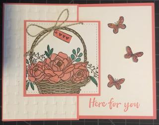 Sarah Williams' card