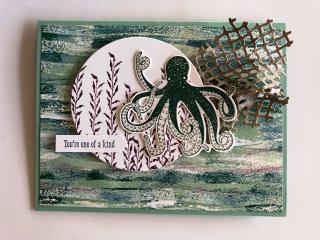 Octopus Mariion Swaim