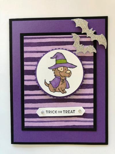 Card 2 dog