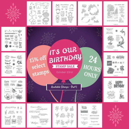 Birthdaystampsetsa