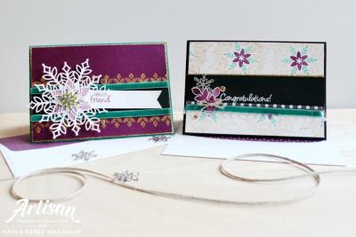 Artisian cards Kayla