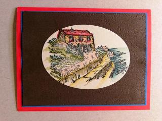 Poppy Parade Card