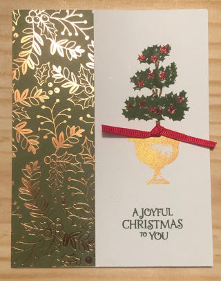 Ann Butler ~ Beauty & Joy stamp set  page 51