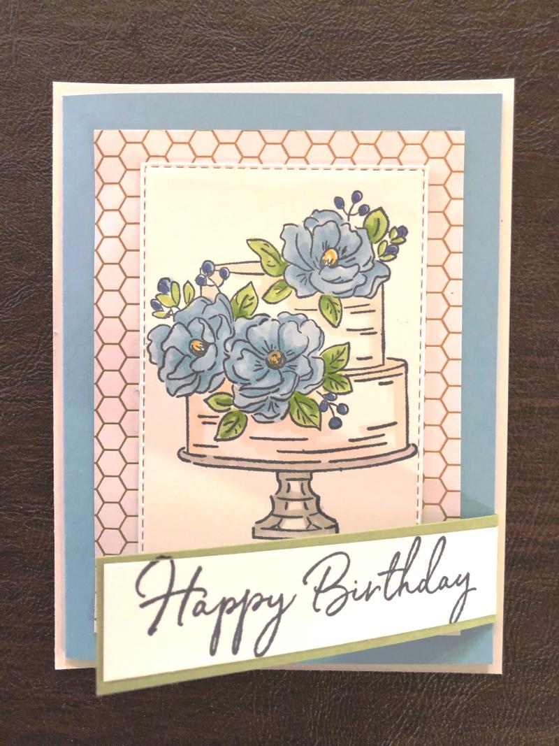 Birthday Card w DSP 2