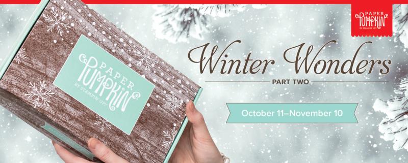 Winter Wonders November PP