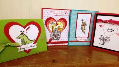 Susan's cards