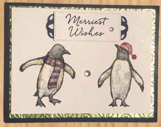 Geraldine Foster ~ Playful Penguins  page 23