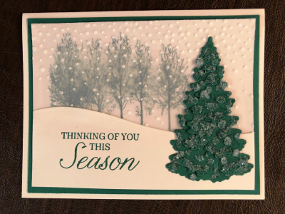 Nancy's card
