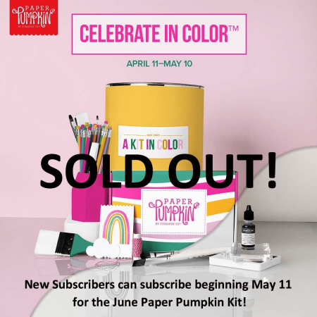May PP Sold Out
