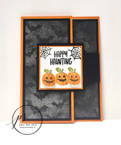 Pumpkin Card for Tuesday