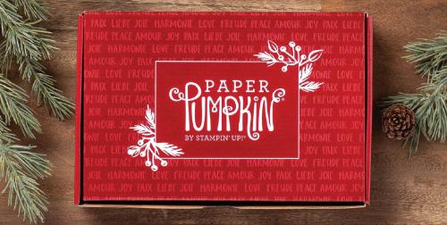 Joy of Paper Pumpkin group
