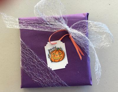Gift for Halloween