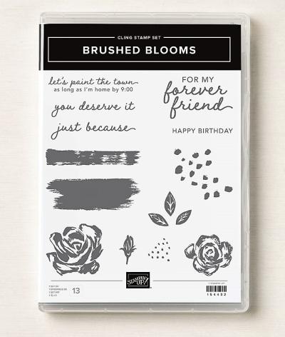 Brushed blooms Stamp-Set_Image