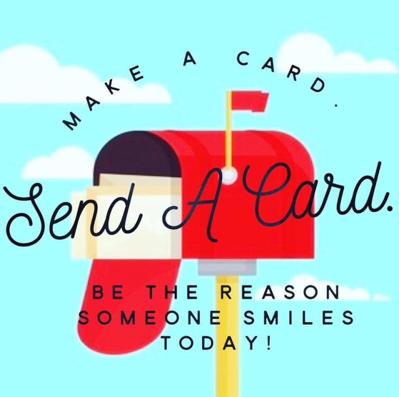 MAKE A CARD  SEND A CARD