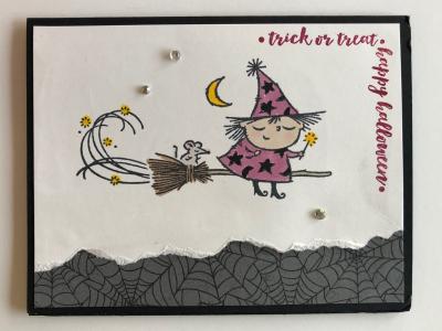 Susan's Witch Ha;;oween
