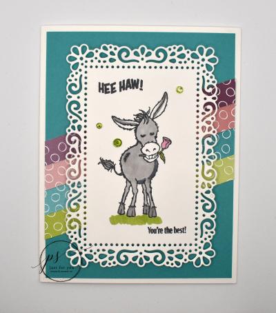 Lacey Donkey