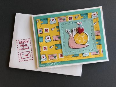 Snail Valentine