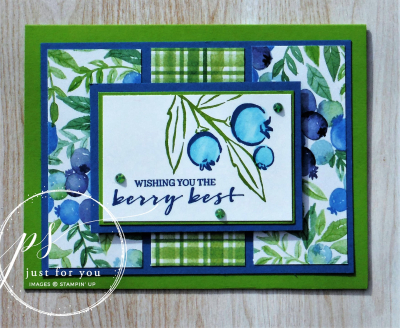 Berry Blessings stamp set (2)